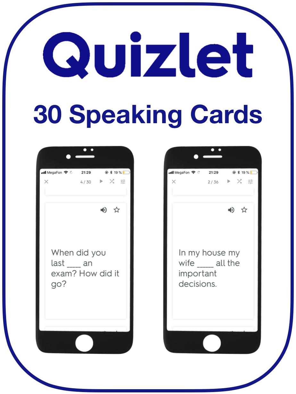 Make Do Take Speaking Cards EFL
