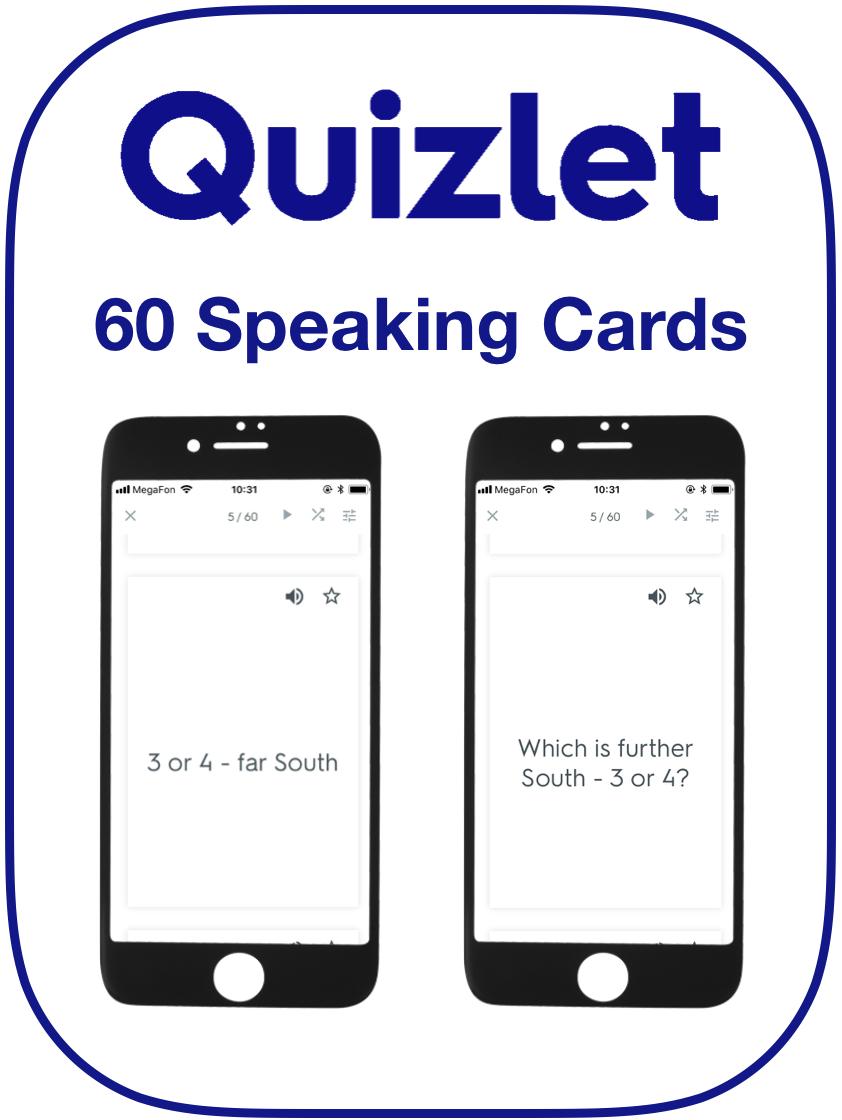 EFL Speaking Cards Comparatives Superlatives